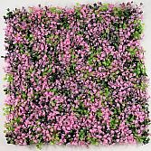 BOXWOOD PINK 50CM X 50CM – ARTIFICIAL HEDGE PANEL