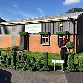Bespoke Hedge Lettering Services Company Logo