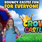 Bouncy Castle Hire Huntingdon - Crown Castles
