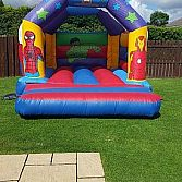 Bouncy Catle and Hot tub Hire