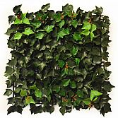 IVY LEAF 50CM X 50CM – ARTIFICIAL HEDGE PANEL