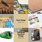 Our services in Graphic Design and Printing | InHouse Design
