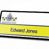 Security ID Name Badges
